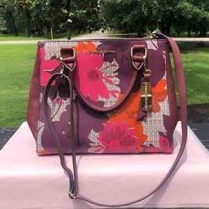 Emma & Sophia Leather Handbag